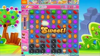 Candy Crush Saga Level 1210 (No Boosters)