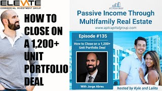 Kyle and Lalita   Passive Income Through Multifamily Real Estate