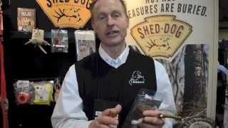 Tom Dokken Shed Dog Training Product: Shot Show 2013, Las Vegas