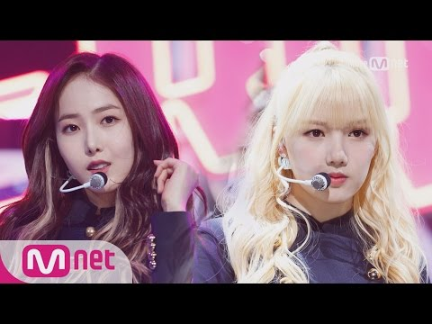 [GFRIEND - Fingertip] Comeback Stage | M COUNTDOWN 170309 EP.514