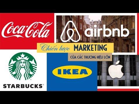 Các chiến lược Marketing nổi tiếng đến từ những thương hiệu lớn || Chiến lược Marketing đỉnh cao