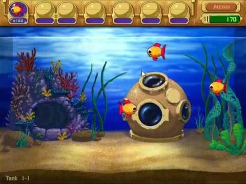 [Insaniquarium] เกมเลี้ยงปลา Pt.1