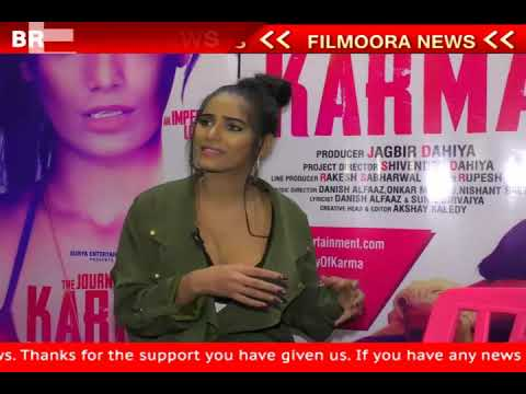 OMG ''Poonam Pandey''  Trying to Come Out In Her BOLD Image