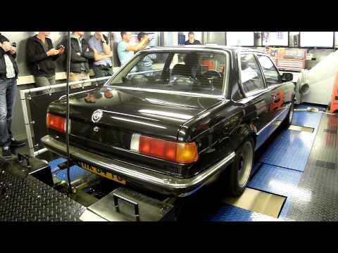 Sven's BMW Alpina B6 E21 with B11 3.5 engine