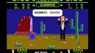 NES Longplay [484] Wild Gunman