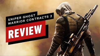 Sniper Ghost Warrior Contracts 2 Review (Video Game Video Review)