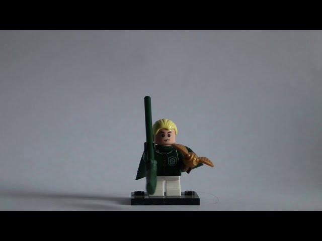 Lego Harry Potter Minifiguren Serie 1-Draco Malfoy-#4-Speedreview