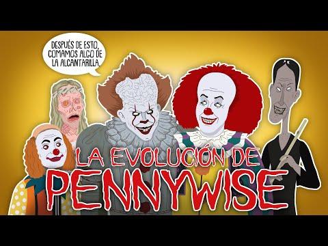La Evolución De Pennywise (Animada) (IT, Eso)