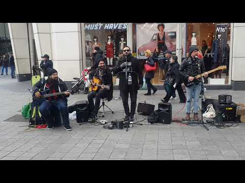 keywest -  track 1 (30.09.2018) , street band , live music, liverpool. New best music