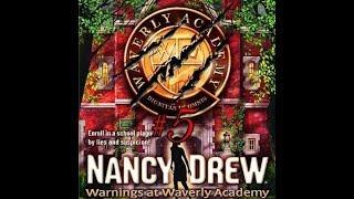 Нэнси Дрю: записки черной кошки #5 (конец)