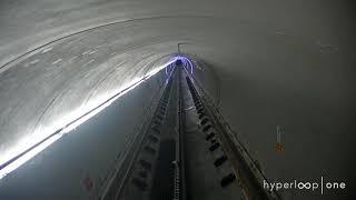 Hyperloop One Phase 3 Testing B-Roll