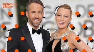 Ryan Reynolds Is Shocked That Deadpool Is Nominated | Golden Globes 2017 | MTV News