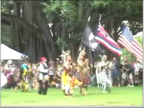 Every year Native Americans and Native Hawaiians come together