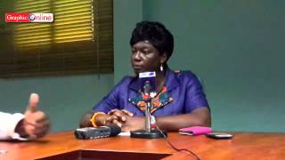 Forestry Commission on Judgment Debt  - Mrs Joyce Ofori Kwafo