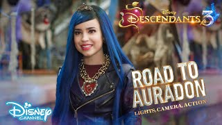 Descendants 3 | BEHIND THE SCENES: Road To Auradon - Lights, Camera, Action 🎬 | Disney Channel UK