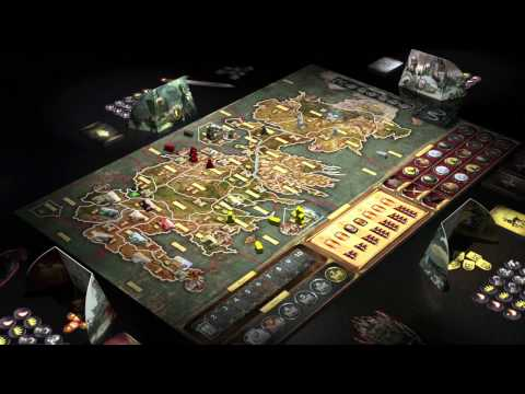 Pt.01 A Game of Thrones: The Board Game