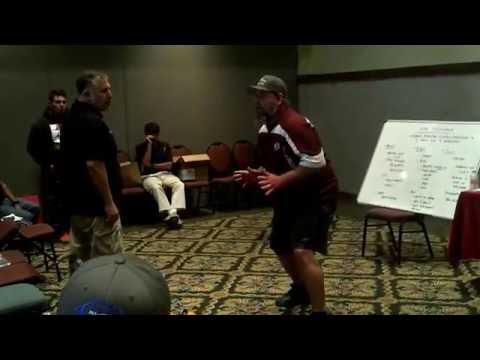 Coach Tim White Baja Bowl 2016