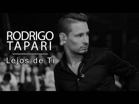 Rodrigo Tapari - Lejos de Ti (Íntimo - En Vivo)