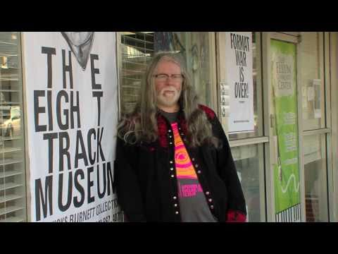 THE EIGHT TRACK MUSEUM GUIDED TOUR WITH...