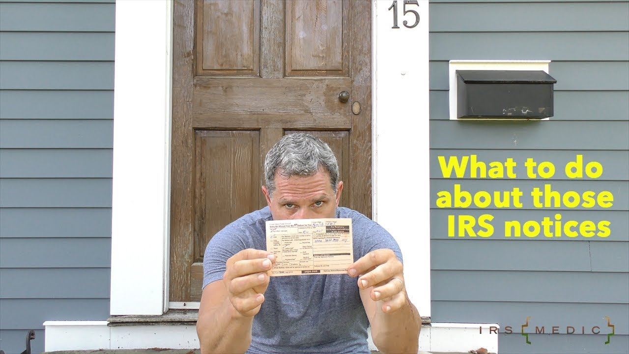 Why Would The Irs Send A Certified Letter.What To Do When You Received A Certified Mail Slip From The Irs