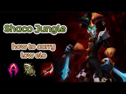 35 Kills Shaco Jungle Gold Flex Ranked [League of Legends] Full Gameplay - Infernal Shaco thumbnail