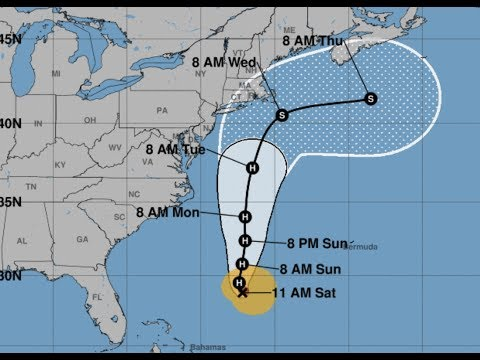 """Breaking: """"Hurricane Jose Won't Go Away"""" NYC & Connecticut / Also Cyclone 15 Threatens Puerto Rico"""""""