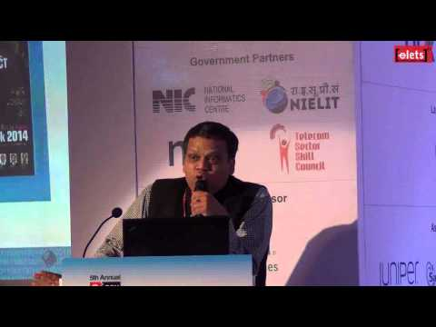 SecureIT 2014 - Loknath Behra, Inspector General, National Investigation Agency NIA