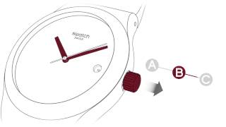 Swatch Sistem51 - Set the Time - Video Manual