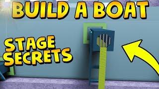 O QUE ESTÁ DENTRO DOS CANOS? | Construa um barco para Treasure ROBLOX