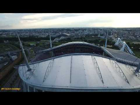 Toyota Stadium DRONE