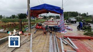 Quảng Ngãi: Tai nạn điện giật, 11 người thương vong