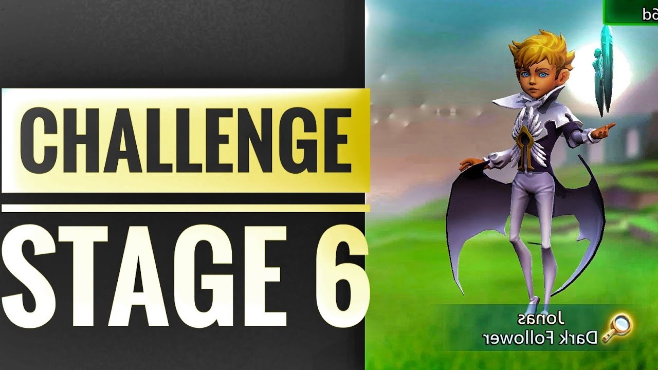 Lords Mobile - Dark Follower Limited challenge Stage 6