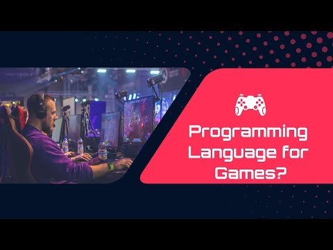 Which Programming Language Should Use For Games
