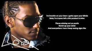 Lloyd - I Need Love (ft. The Dream) - Lyrics *HD*