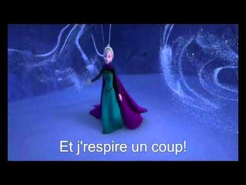 Parodie litt rale lib r e d livr e reine des neiges fran ais youtube - La ren des neige ...