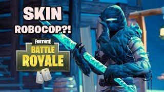 ZENITH SKIN ROBOCOP?! - Fortnite: Battle Royale (w/ slud1c)