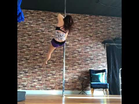Aerial Roots-Pole dance combo