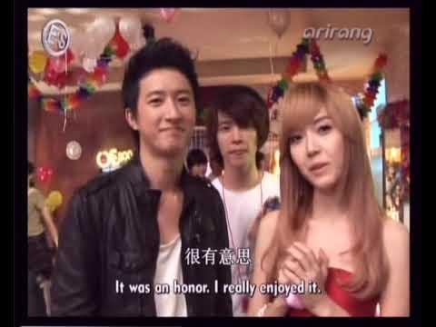 Super Junior Making of Super Girl @ Arirang