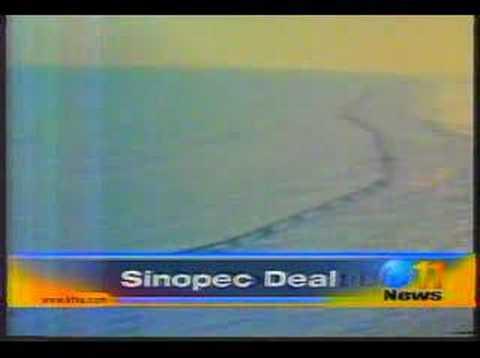 Sinopec, Iran sign $2 billion deal