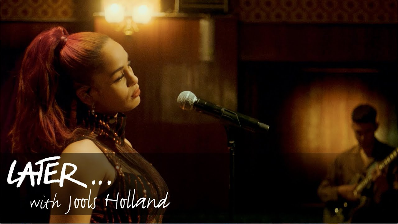 Jorja Smith – Home (Live on Later)