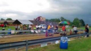 Motorized Bar Stool Races - Part I