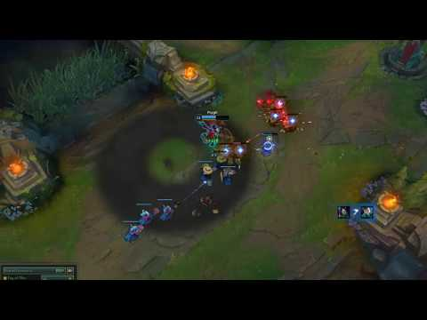 New Akali combo is too fast.