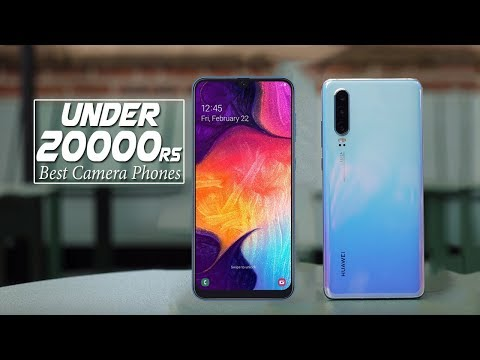 TOP 5 Best Camera Phones Under 20000 In India 2019 | Now Camera King !