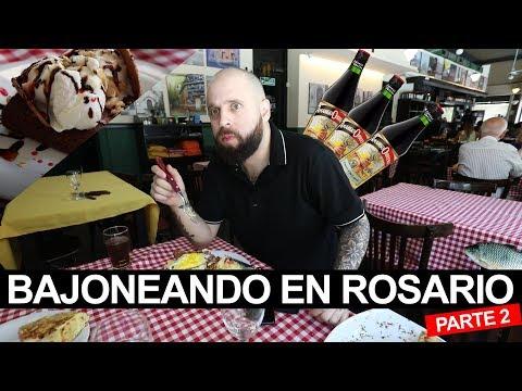 Bajoneando en Rosario - El Riel y El Resorte