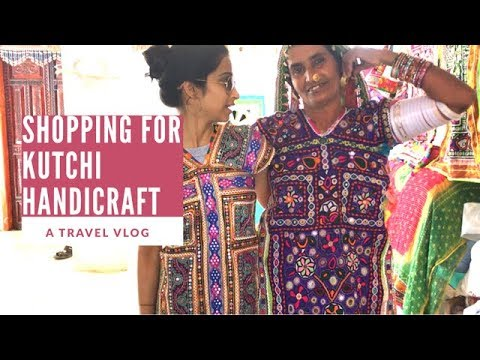 Top Places to Buy Handicrafts in Bhuj city of Gujarat