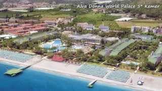 видео Хороший отель в Турции