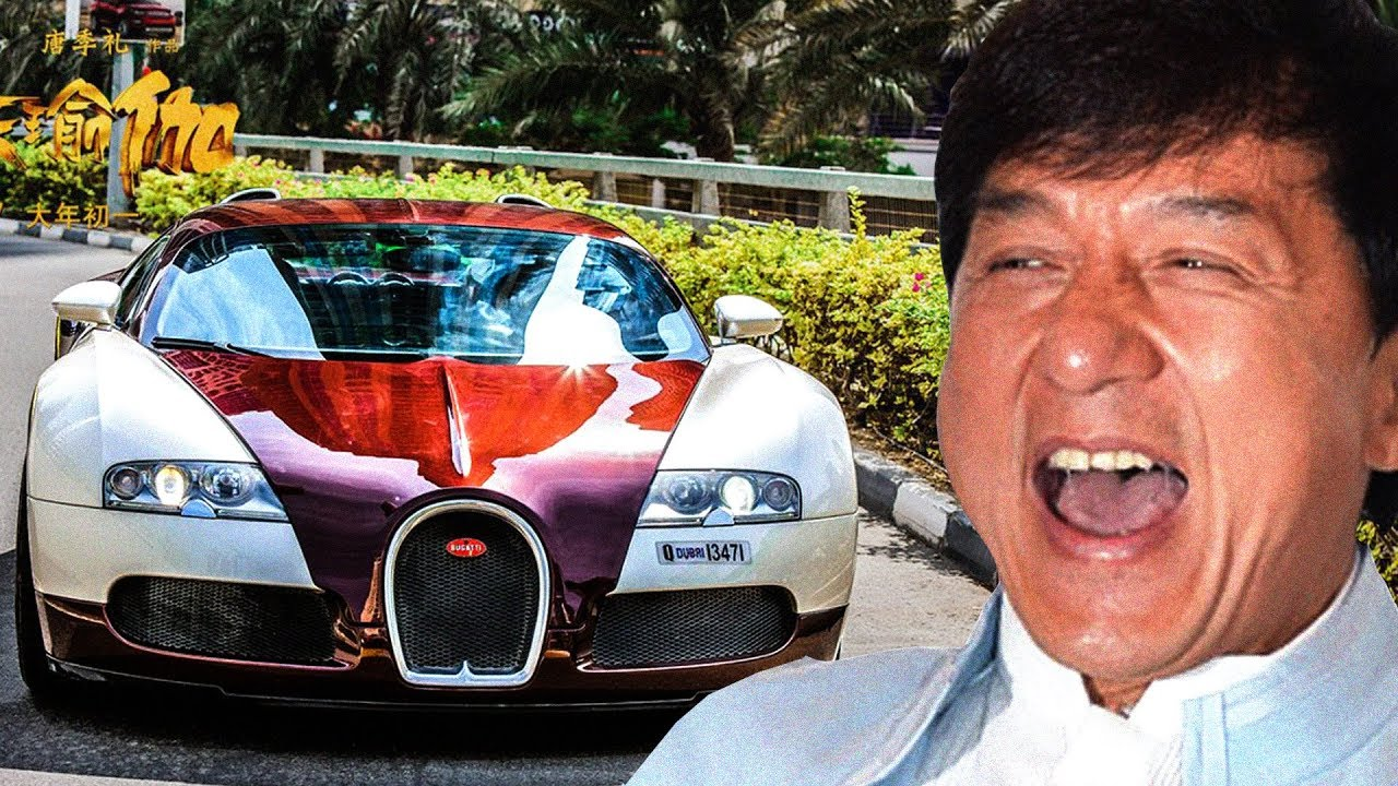 jackie chan 39 s car collection private jet 2017 youtube. Black Bedroom Furniture Sets. Home Design Ideas