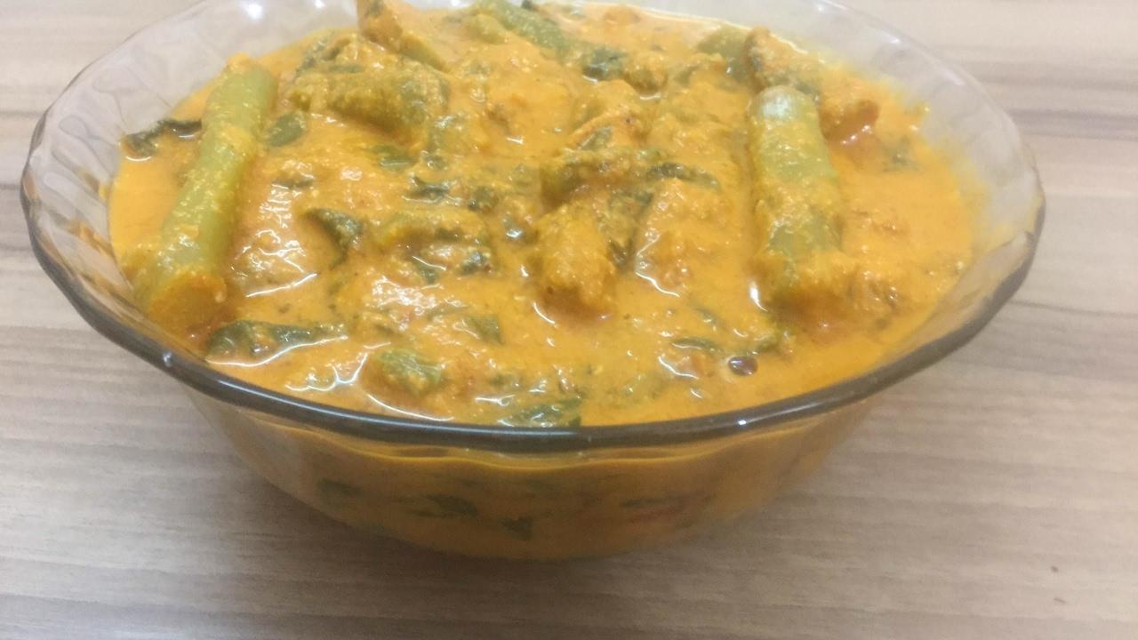 Malabar Spinach (Basale Soppu) CurryYouTube