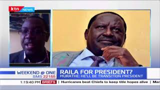 Raila for President? Analyst Javas Bigambo's insights on probability of Raila succeeding Uhuru