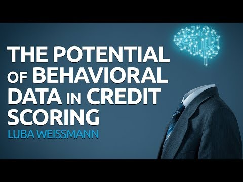 The Potential of Behavioral Data in Credit Scoring | AI in Data Science Meetup